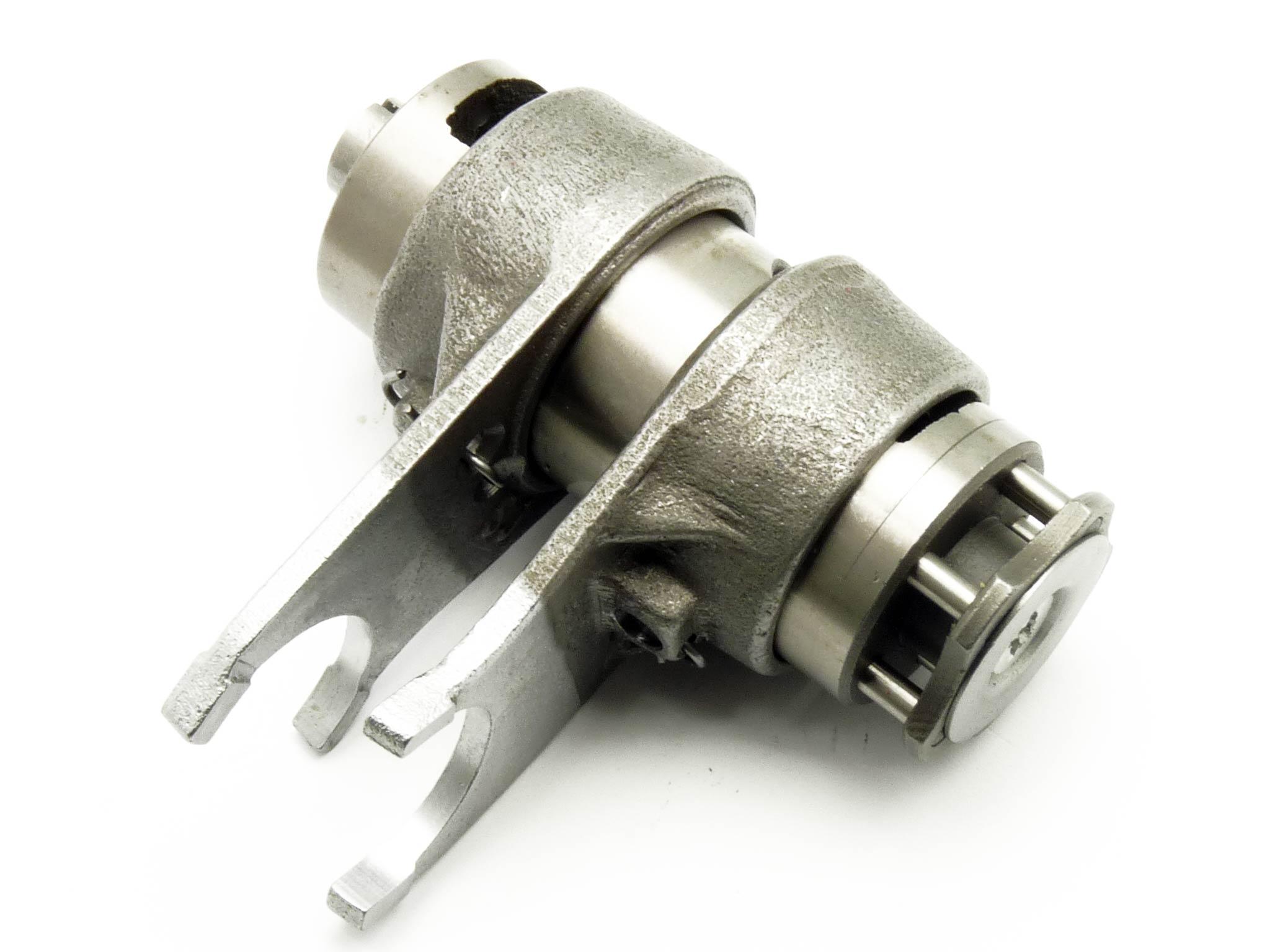 Řadící segment s vidličkami pro motor Zongshen ZS 155 ZS175 moto adamek