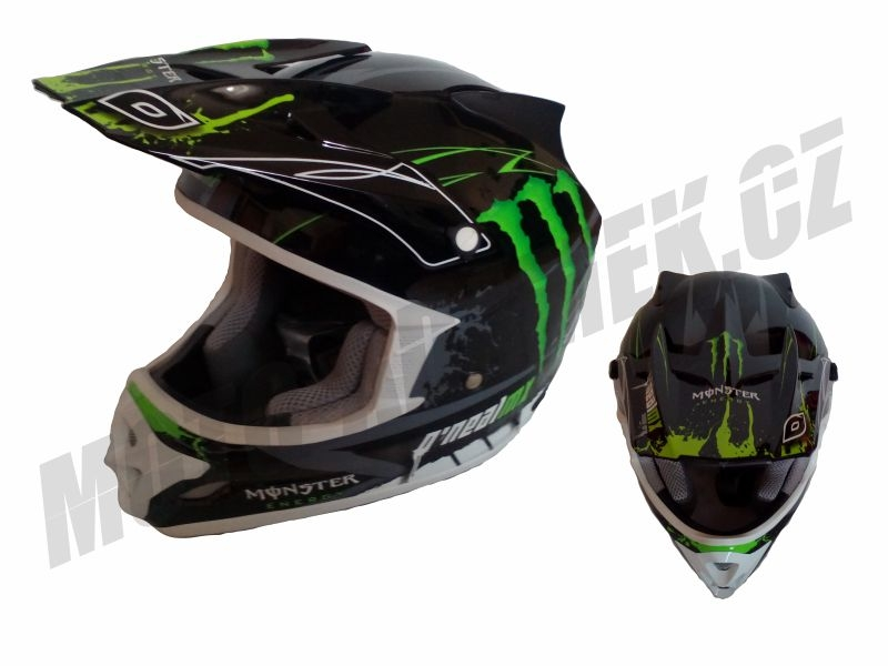 MX helma ONEAL Monster energy Tim Ferry S