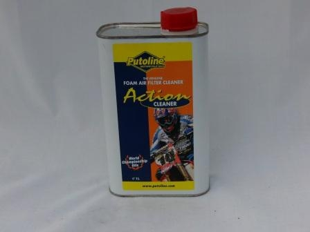 PUTOLINE foam air filter cleaner