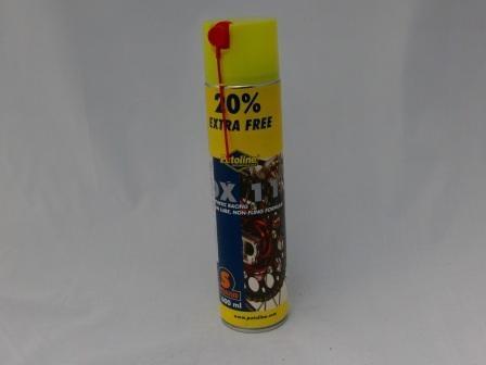 PUTOLINE chain spray DX11 600ml