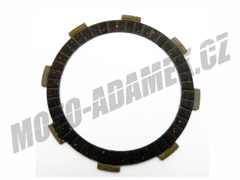 Pitbike lamela spojky YX140