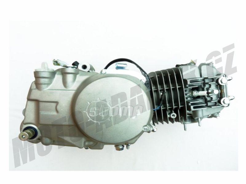 Motor pitbike YX 140