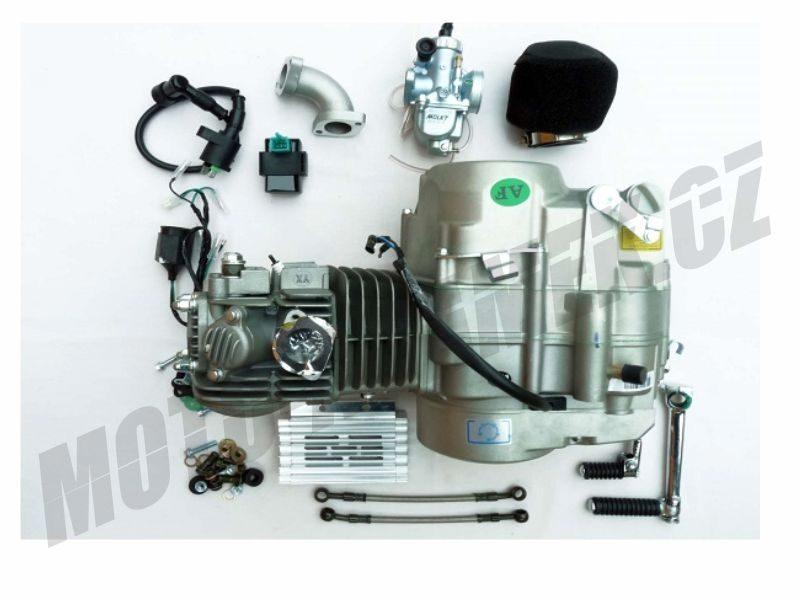 Motor pitbike YX 140 KIT