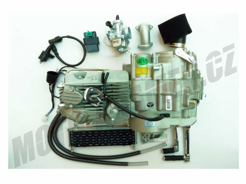 Motor pitbike YX 160ccm KIT