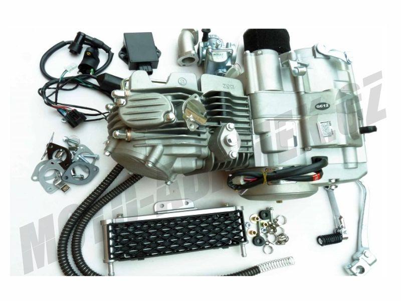 Motor pitbike ZONGSHEN 155ccm KIT