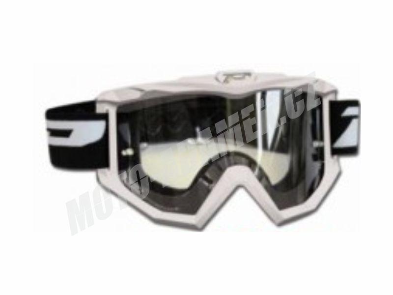Mx brýle PROGRIP 3201 bílé