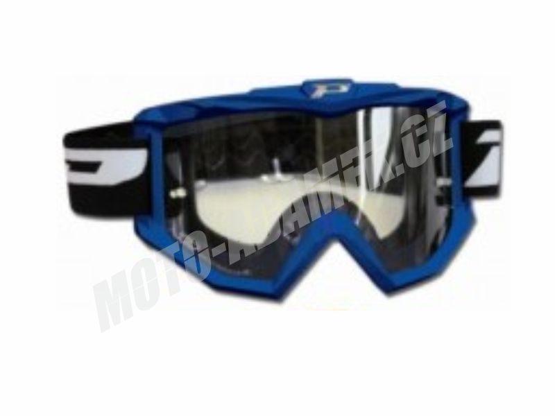 Mx brýle PROGRIP 3201 modré
