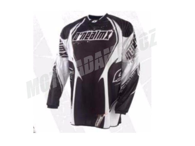 MX dres ONEAL HARDWEAR černý L