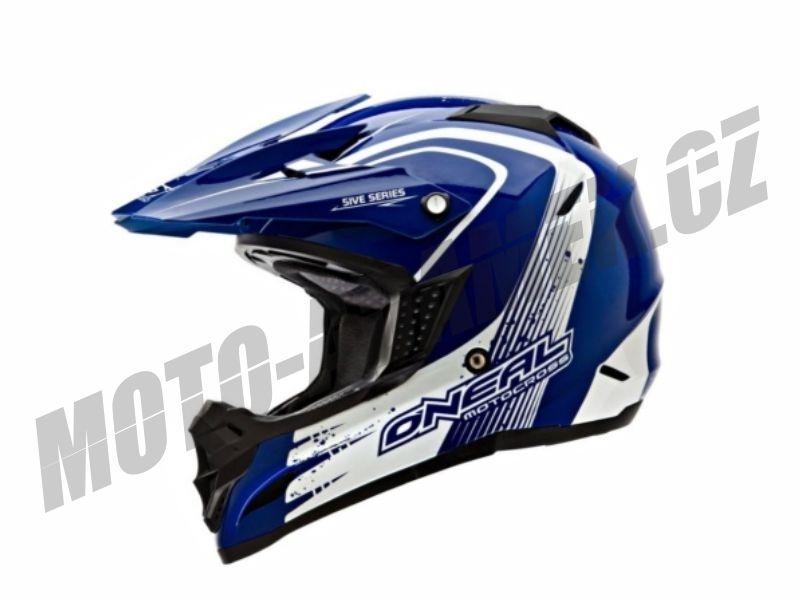 Motokrosová helma ONEAL 511 BLUE