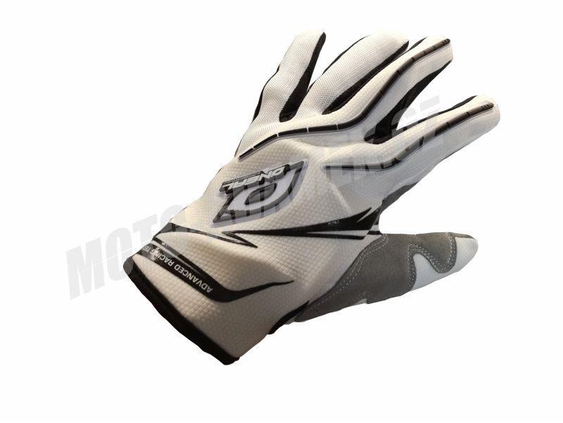MX rukavice ONEAL Element - bílá XXL