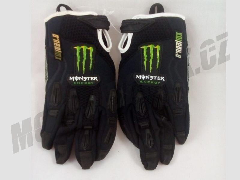MX rukavice ONEAL Monster energy M/5