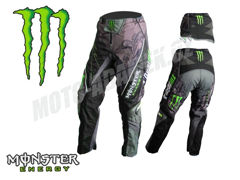 MX kalhoty ONEAL Monster energy 42