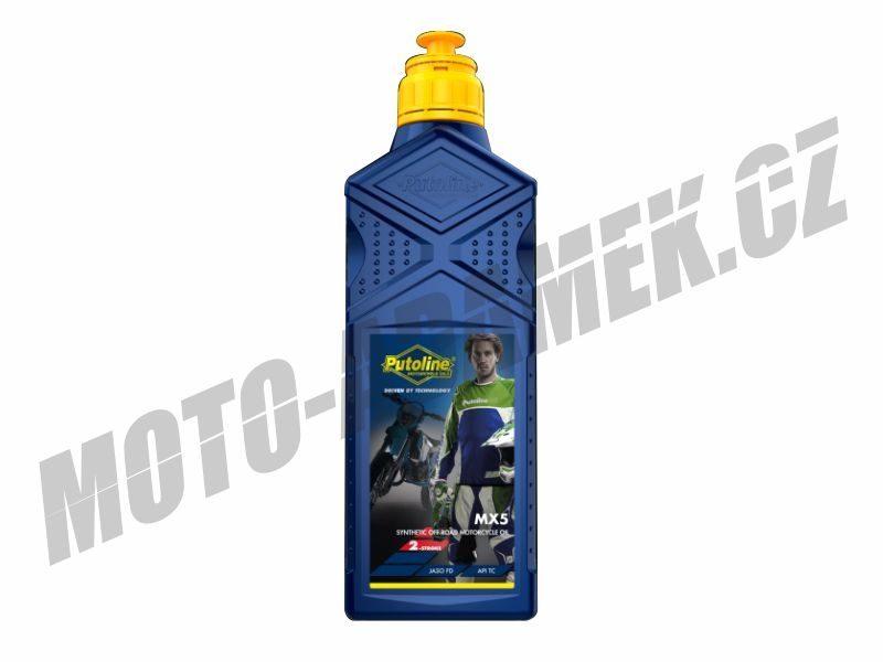 PUTOLINE MX5 2T 1LITR