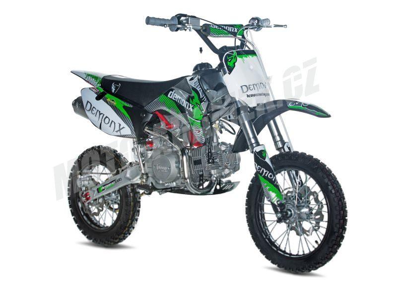 Pitbike DEMONX DXR2 140