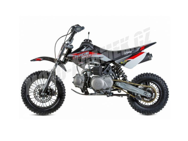 Pitbike STOMP juicebox3 110