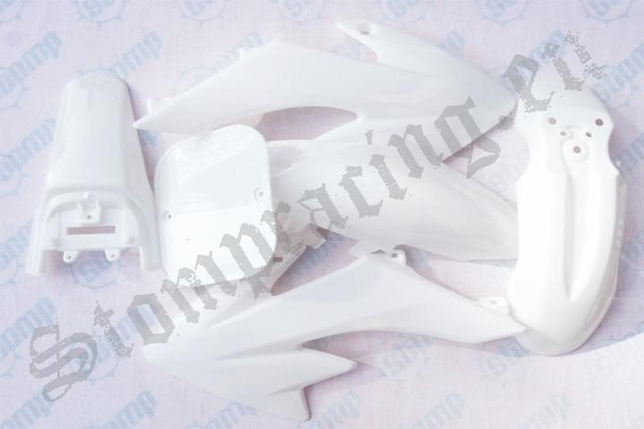 Sada plastů pitbike CRF 50 bílé