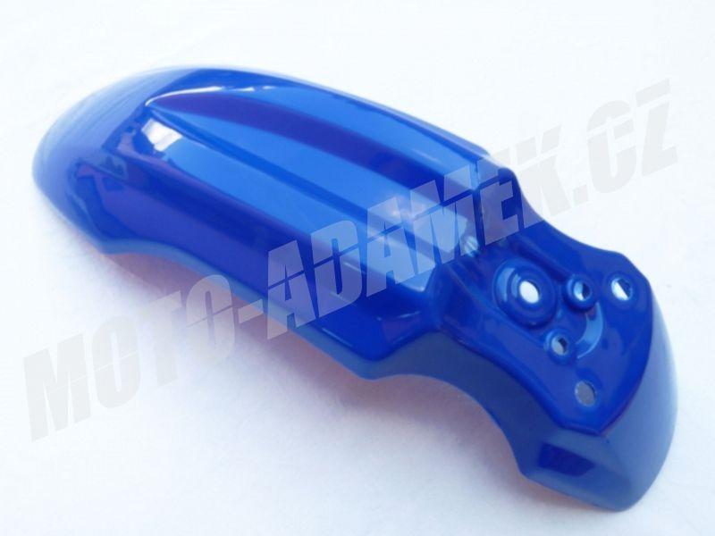 pitbike přední blatník CRF50 modrý