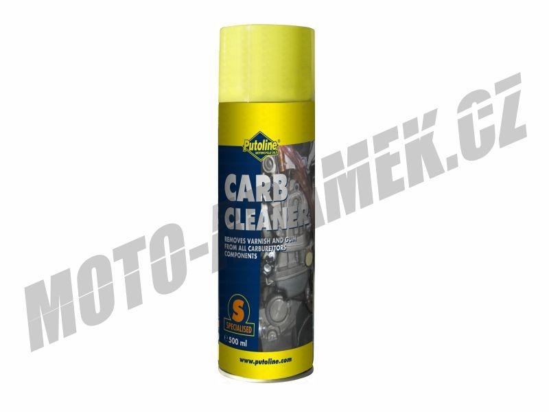 PUTOLINE CARB CLEANER 500ML SPRAY