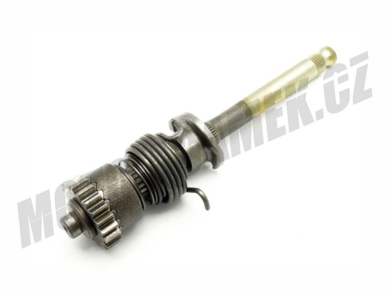 startovací hřídel průměr 13mm pro motor Stomp GN 110