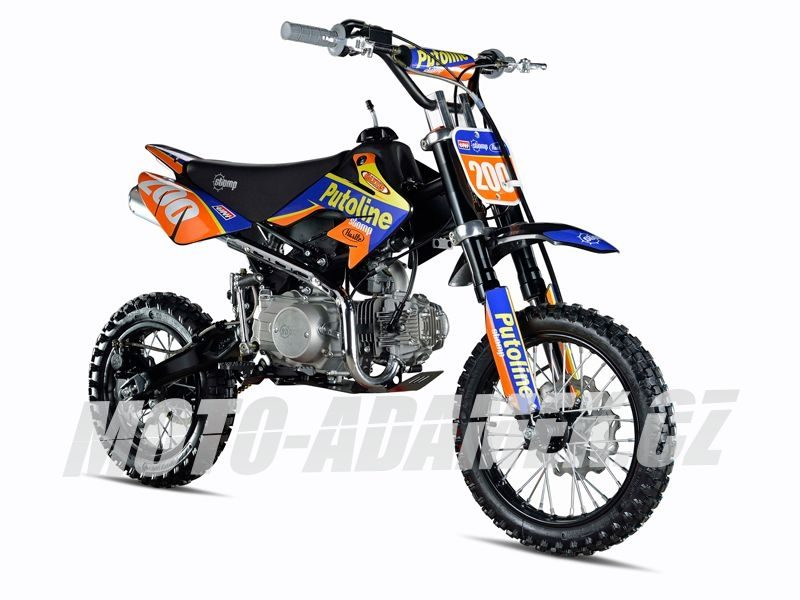 Pitbike SUPERSTOMP 140