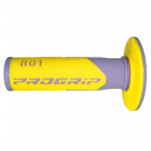 Gripy PROGRIP 801 žluto-šedé