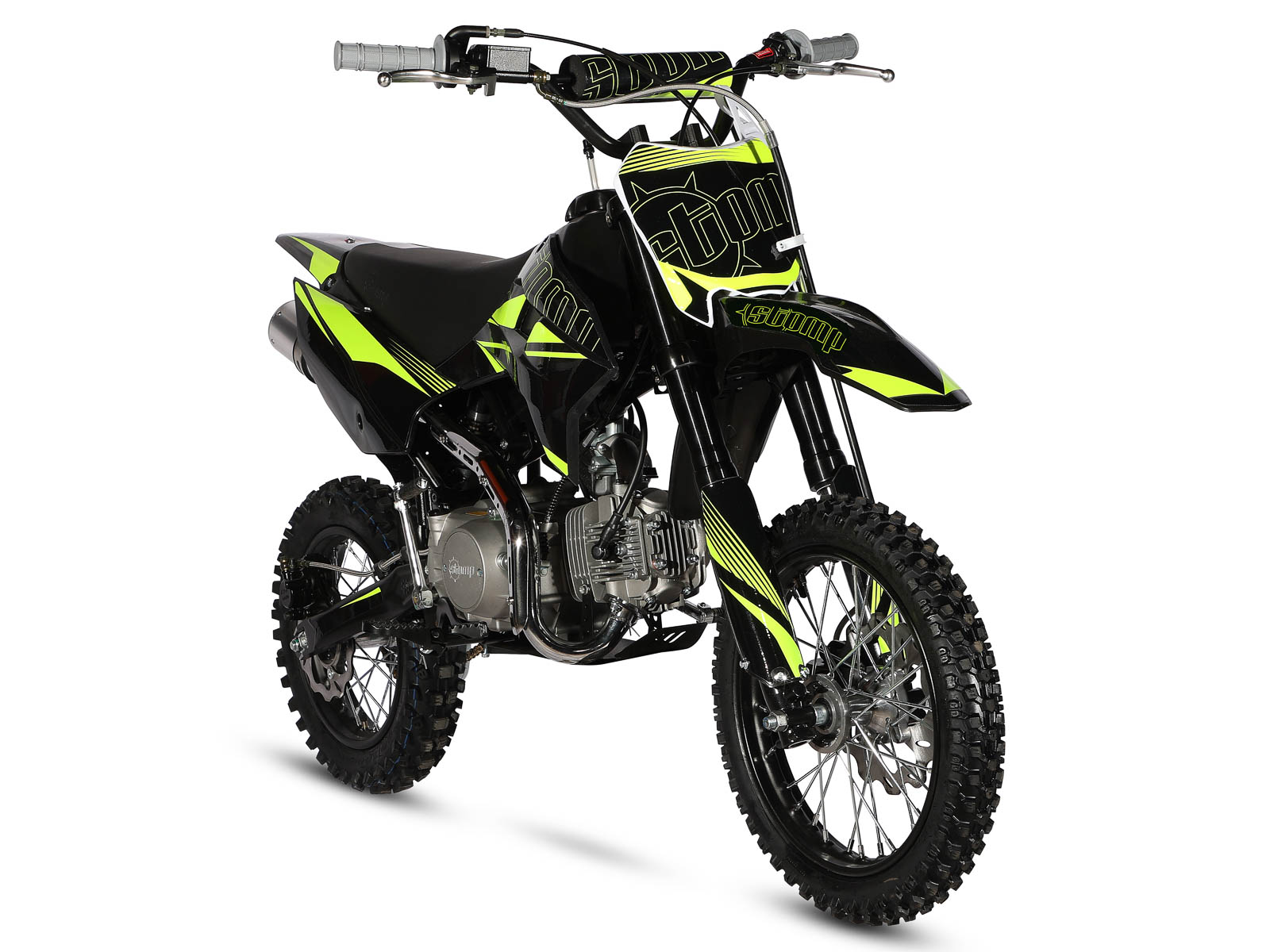 Superstomp 120 moto adamek