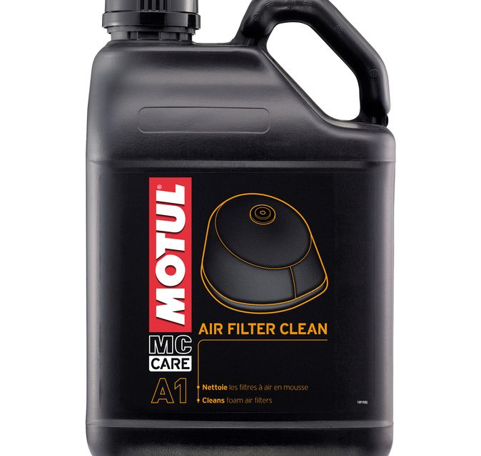 Motul A1 Foam Air Filter Cleaner cistic filtru