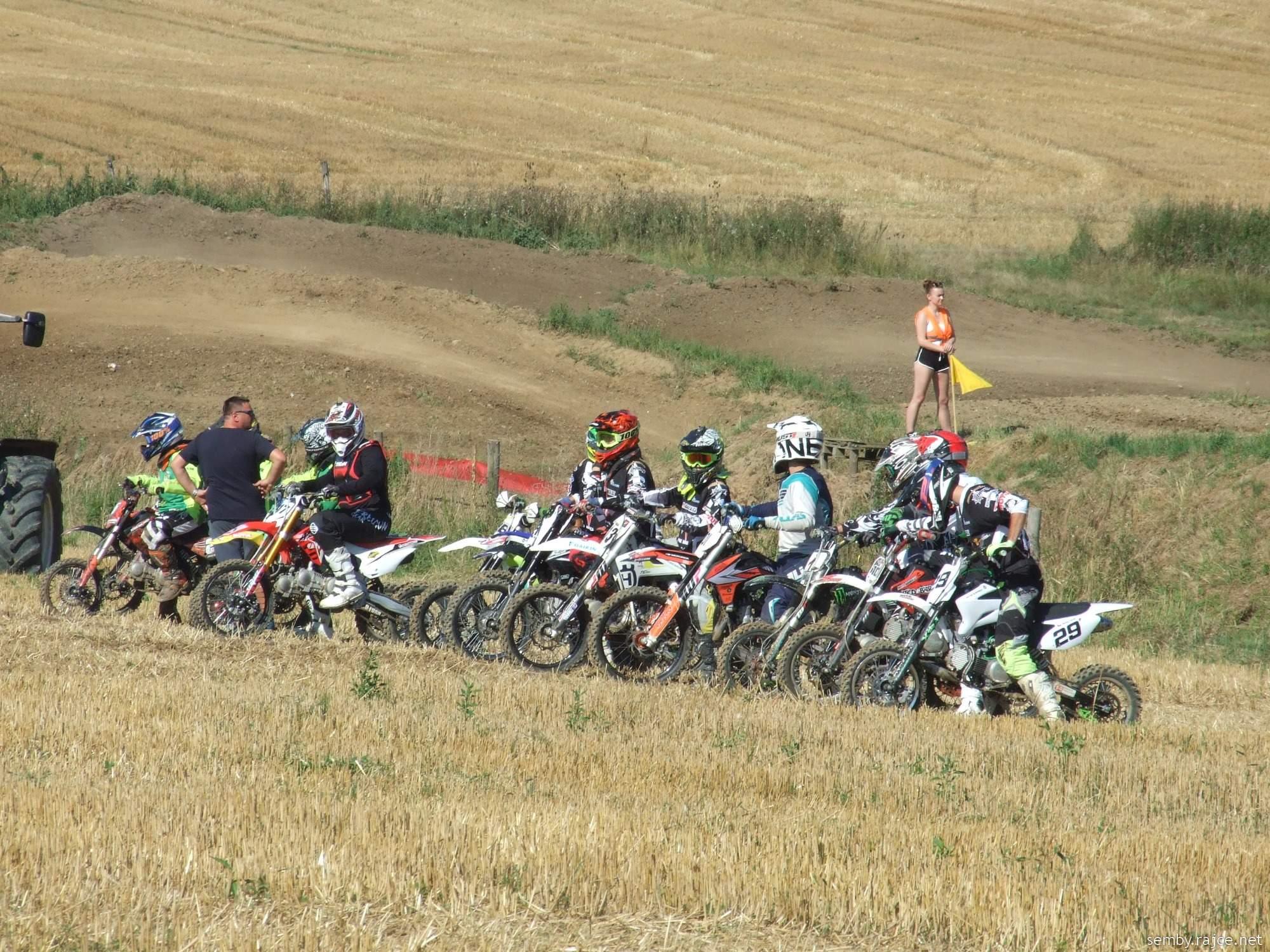 RICHARD VACLAVIK - ÚAMK AMK MXA PREROV MOTO ADAMEK PRUSINOVICE 2020