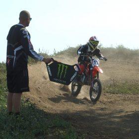 michaela prochazkova uamk amk mxa prerov moto adamek litovel pitbike moravia cup 5