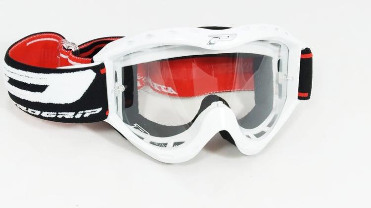 Brýle Progrip dětské 3101 - bílé