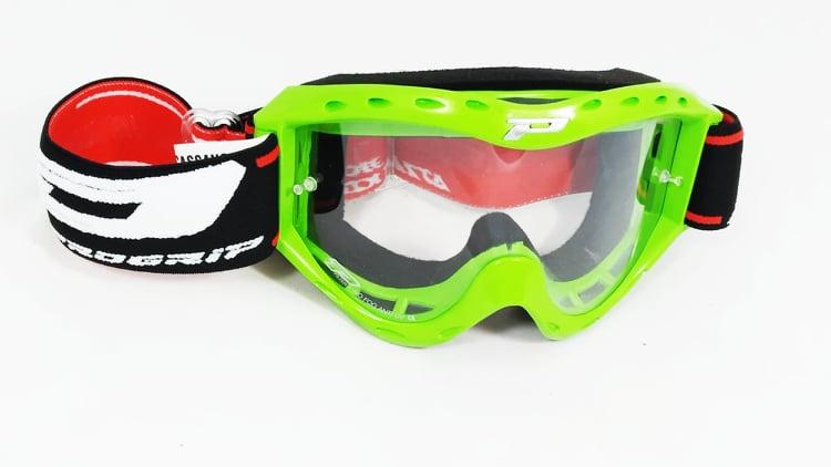 Brýle Progrip dětské 3101 - zelene