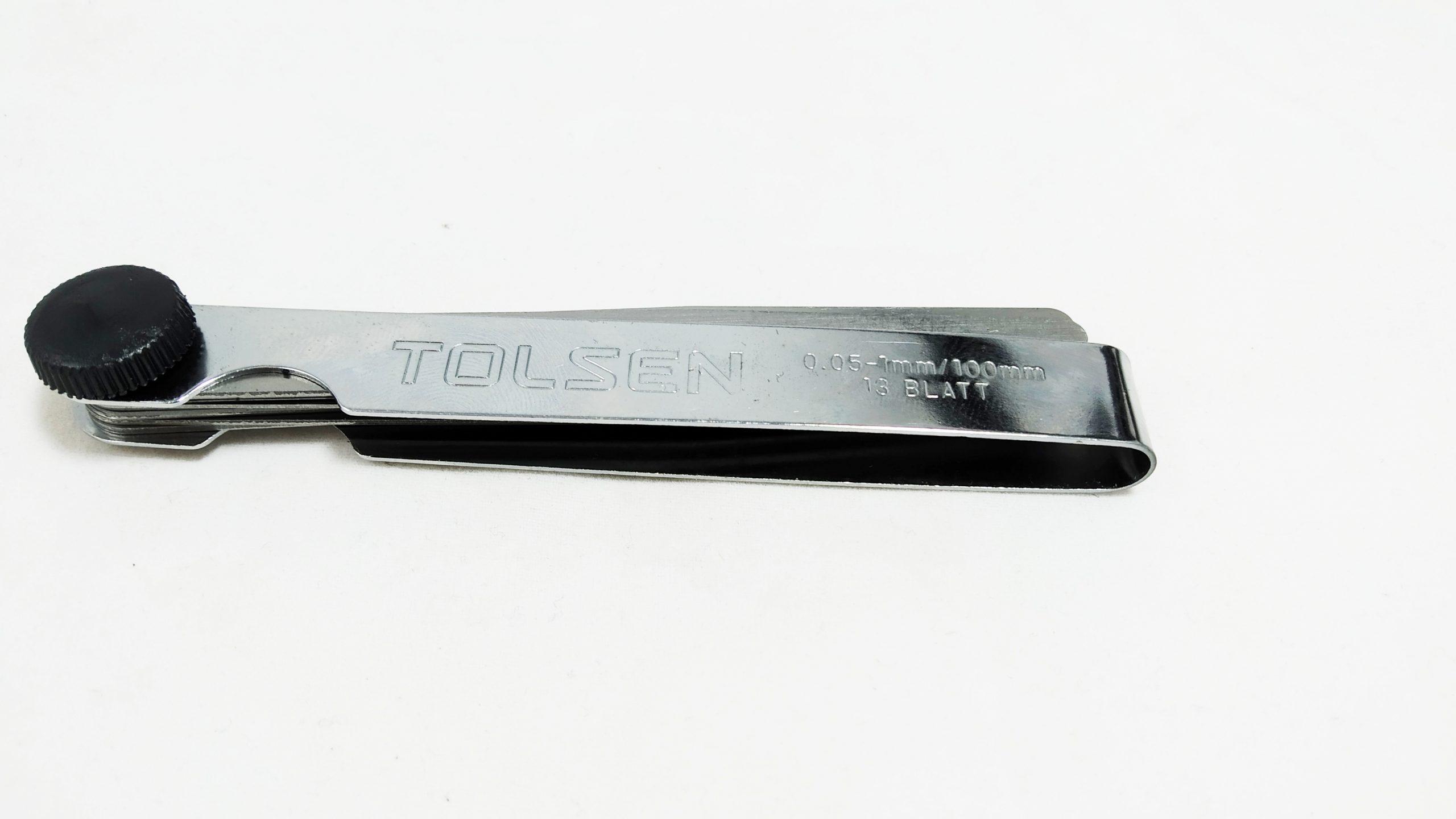Měrky na ventily 0,05-1mm moto adamek