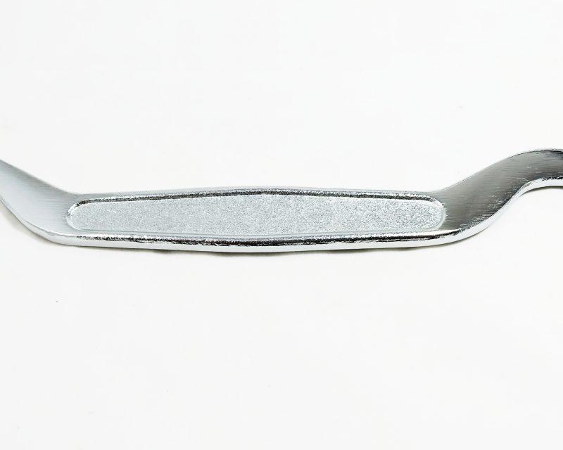 hákový klíč na tlumič oboustraný