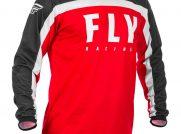 Dres Fly racing F16 2020 červeno bílý vel XXL moto adamek