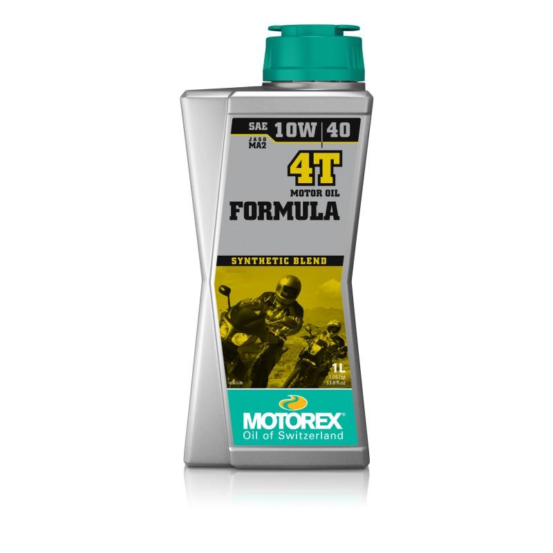 MOTOREX Formula 4T 10W/40 moto adamek